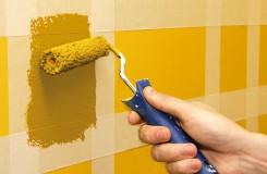 Malerarbeiten perfekt ausgeführt von Ihrem Fachbetrieb