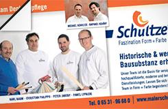 Anzeige – Team Denkmalpflege